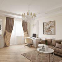 3D визуализация квартиры оформление идеи