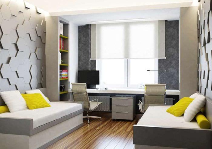 комната детская в современном стиле