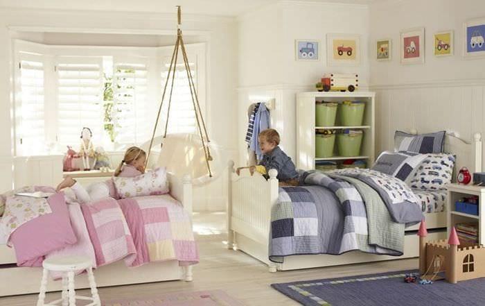 фото детской комнаты дома