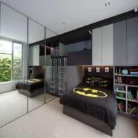детская комната для мальчика декор фото