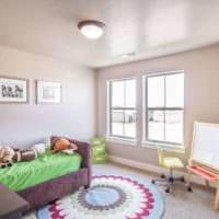 детская комната для мальчика дизайн фото