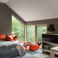 детская комната для мальчика дизайн интерьер