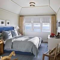 детская комната для мальчика фото декора
