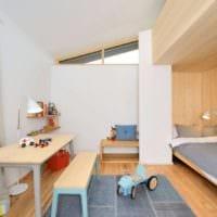 детская комната для мальчика фото дизайн