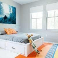детская комната для мальчика фото дизайна