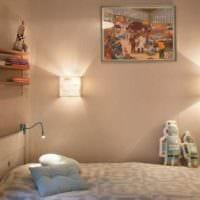 детская комната для мальчика фото оформление