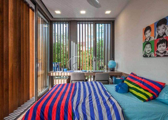 фото детской комнаты мальчика