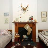 детская комната для мальчика и девочки дизайн идеи