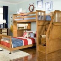 детская комната для мальчика и девочки идеи дизайн