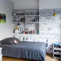 детская комната для мальчика идеи декор