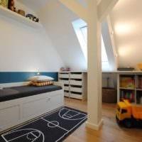 детская комната для мальчика идеи дизайн