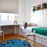 детская комната для мальчика идеи фото