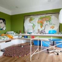 детская комната для мальчика оформление идеи