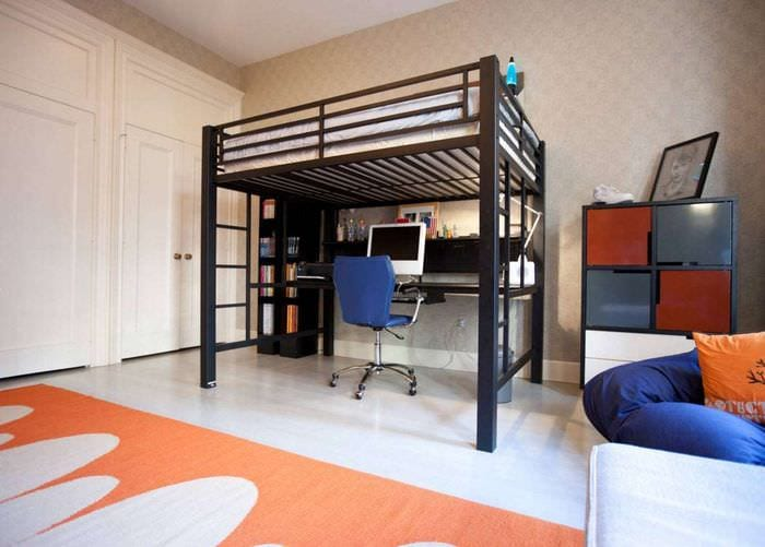 практичная мебель в детской комнате