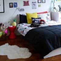 детская комната для мальчика современный дизайн