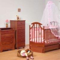 детская комната для новорожденного мебель