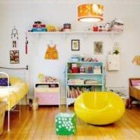 детская комната для разнополых детей фото дизайн