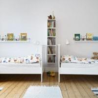 детская комната для разнополых детей фото дизайна