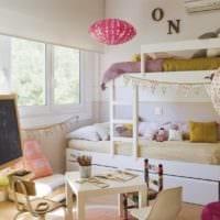 детская комната для разнополых детей фото идеи