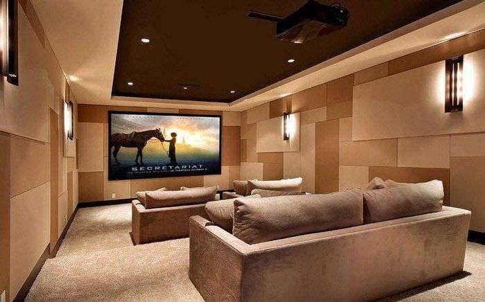 фото домашнего кинотеатра