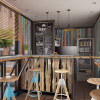 дизайн кафе фото интерьера
