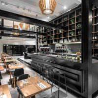 дизайн кафе идеи интерьера