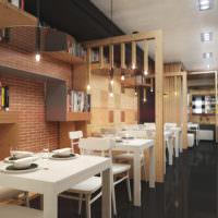дизайн кафе интерьер идеи