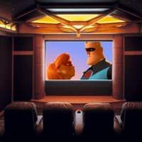 дизайн домашнего кинотеатра фото вариантов