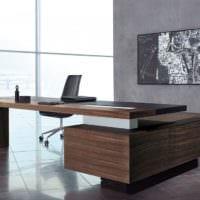 кабинет руководителя стол