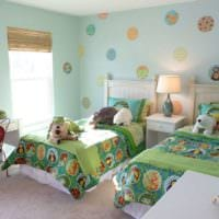 комната для разнополых детей фото интерьер