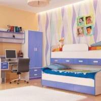 комната для разнополых детей идеи дизайн