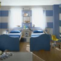 комната для разнополых детей идеи дизайна