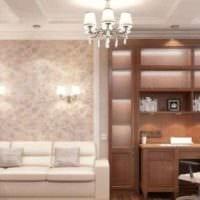 квартира в классическом стиле дизайн