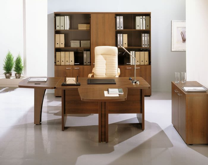 Кабинет со столами одноместными картинки