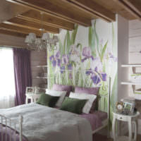 Спальня для супругов в стиле прованс