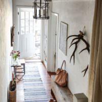 Прихожая в частном доме