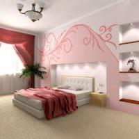 Декоративные ниши в дизайне жилой комнаты
