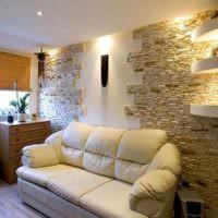 Искусственный камень для декорирования стен