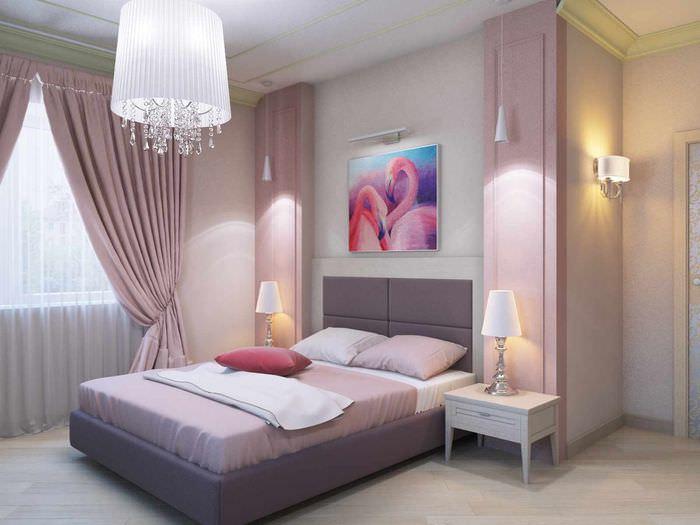 покажите фото вашей спальни