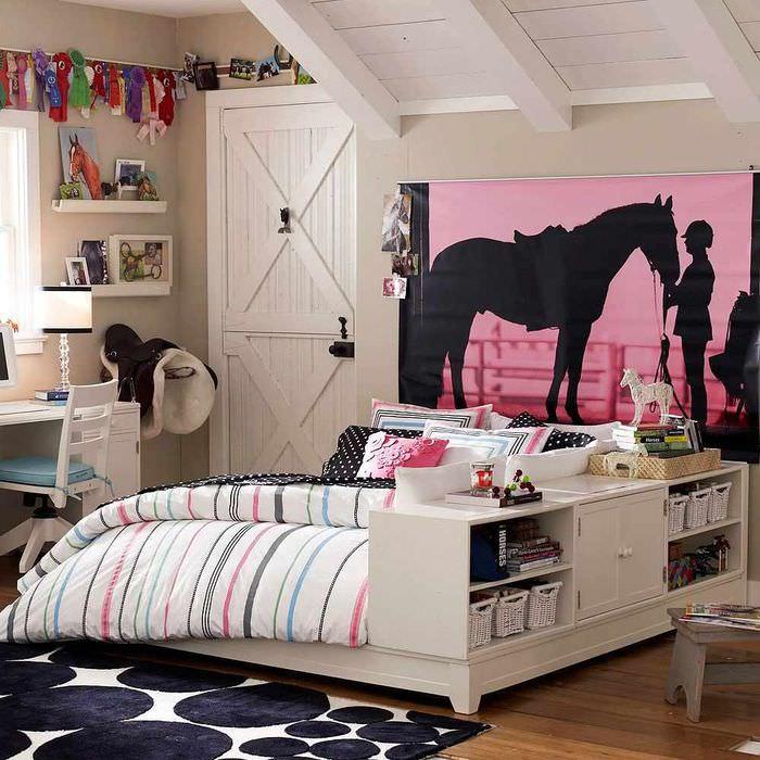 Картинки в комнату для девушек