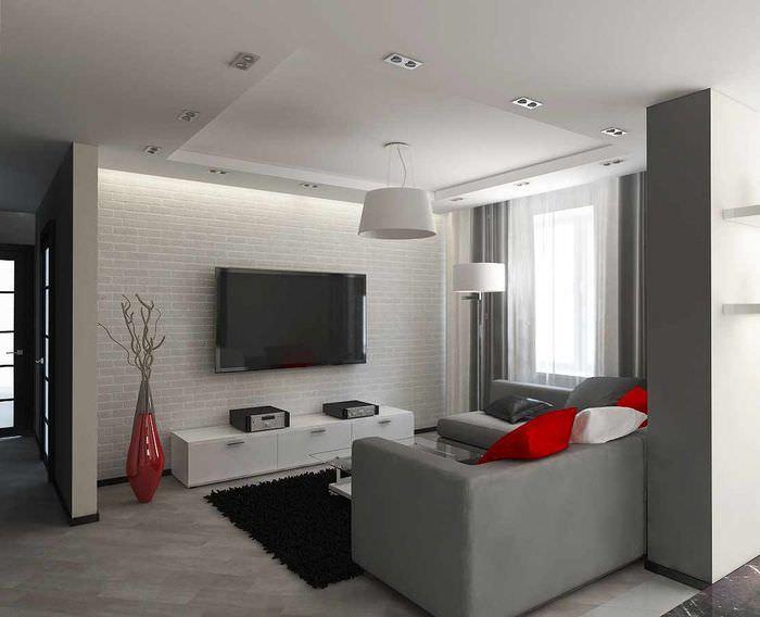 этой кристиночке ремонт и дизайн квартиры в фотографии его