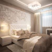 Яркое освещение для спальни 12 кв метров