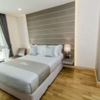 Выделенная спальня 12 кв м в однокомнатной квартире-студии