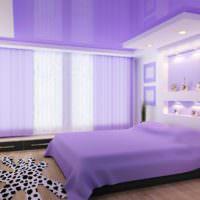 вариант красивого стиля спальни картинка