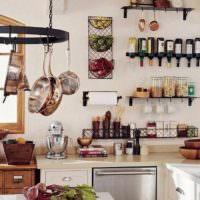 идея необычной поделки для декора кухни картинка