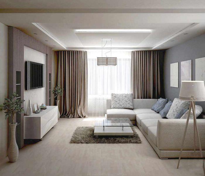 дизайн квартир простой стиль фото приятного