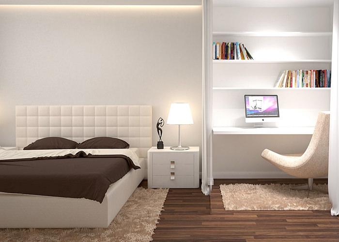 Интерьер спальни в современном стиле своими руками