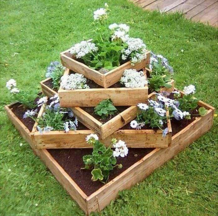 интересные идеи для огорода своими руками фото объявлений