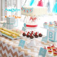 Сладкие десерты для детского стола