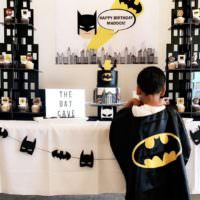 Тематика супергероев в оформлении детского дня рождения